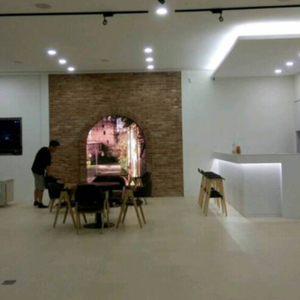 Cina Industri Periklanan Backlit Dinding LED Light Box
